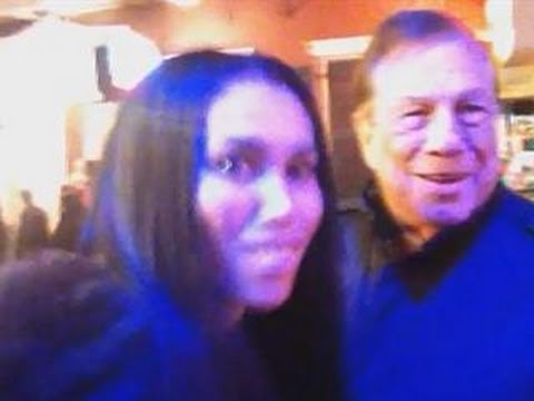 EXCLUSIVE: V. Stiviano & Donald Sterling Before the Scandal (WATCH)