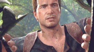UNCHARTED 4: A Thief's End — Новый эпичный ролик! (60 FPS)