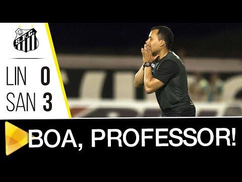 A primeira vez de Jair Ventura à frente do Santos FC