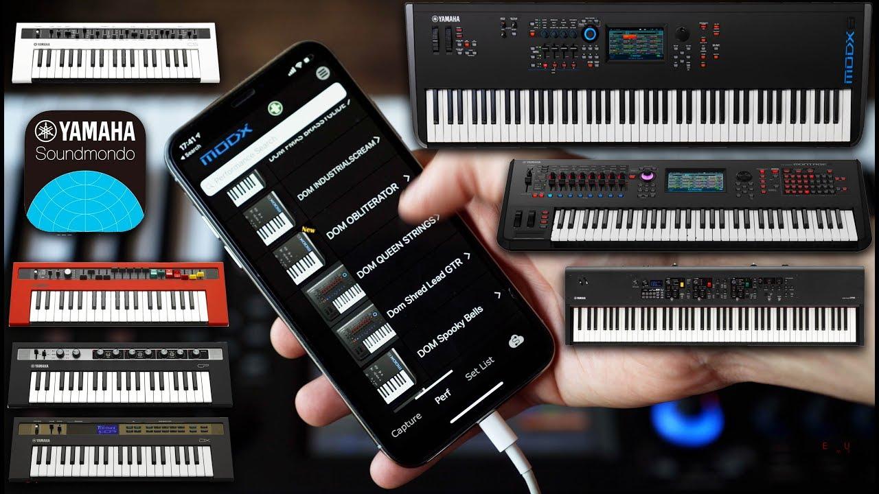5 Reasons To Use Soundmondo (Yamaha Montage, MODX, CP, reface) [FREE SOUND]