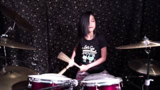 DRUM SOLO 4  - Nur Amira Syahira