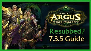 How to Return to Legion - Updated 7.3.5 Guide