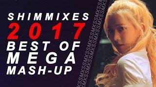 SHIMMixes | COLOR '17: THE 2017 BEST OF K-POP MEGA MASHUP