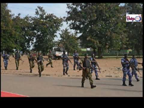 RDC:Ingabo z'u Burundi zigaruriye ibirindiro bya RED-Tabara
