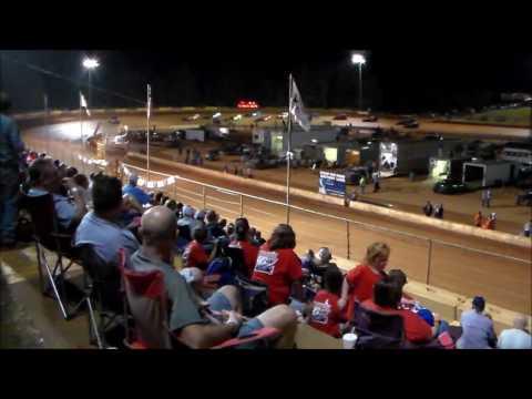 Friendship Motor Speedway(#1SECA MODZ RACE)Part 2) 9-24-16