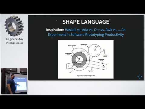 Building a Simple DSL in Clojure - Singapore Clojure Meetup