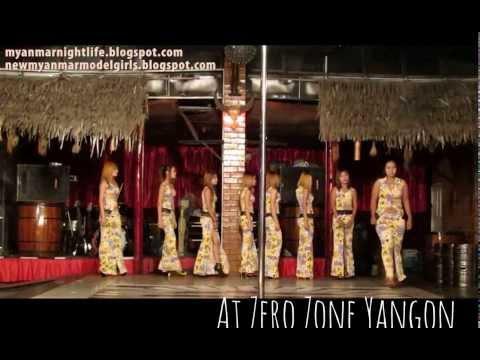 Myanmar Nightlife Dating In Yangon Chinatown