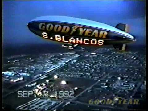 Goodyear Blimp History Above and Beyond Part 5 - Goodyear Tires