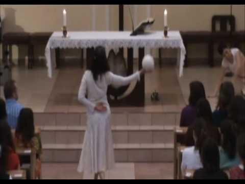One love, one faith, one hope.... one dance for God