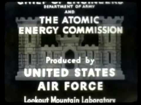 Rare Nuclear Test Film - Operation Sandstone - U.S. Army Engineers Video [FULL] Documentary