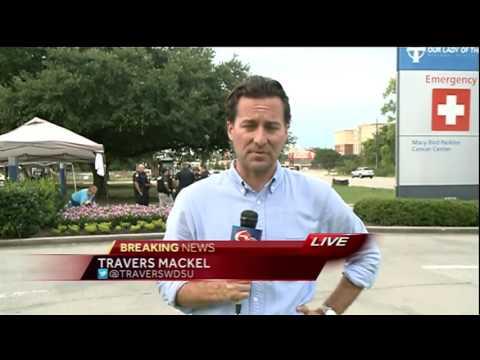 Baton Rouge shooting: Standoff at Kansas City home where Gavin Long lived