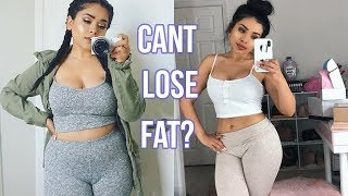WHY I COULDN'T LOSE WEIGHT | MY BODY TYPE