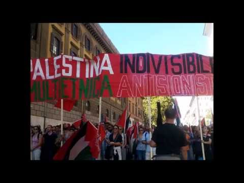 FROM ITALY......TO PALESTINE WITH LOVE