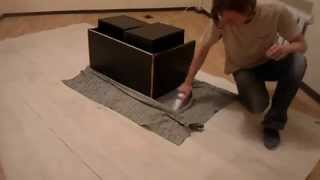 Как разгладить линолеум(, 2014-10-09T18:33:24.000Z)