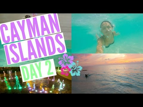 Cayman Islands Day 2 !! || Amazing GoPro Footage!!