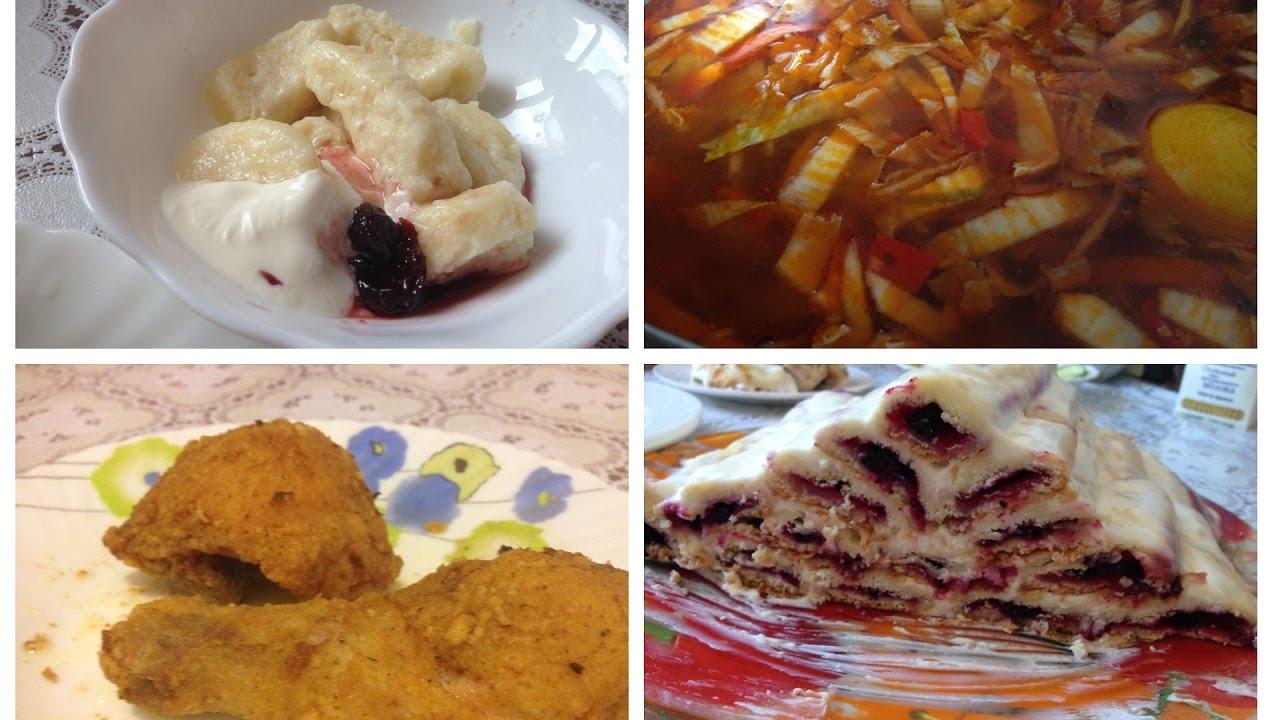 Кулинария в семье