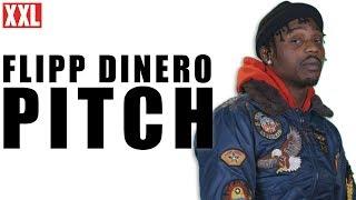 Flipp Dinero's 2019 XXL Freshman Pitch