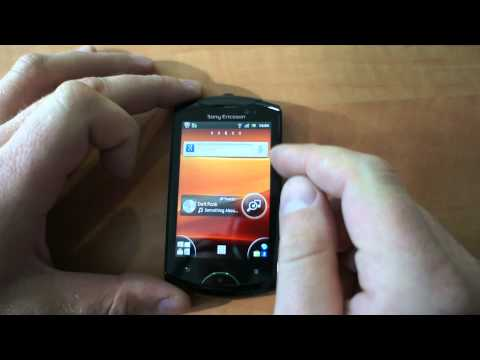Sony Ericsson Live with Walkman review (rus.)