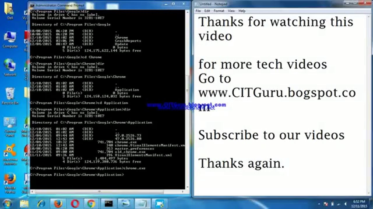 Command Prompt (What It Is and How to Use It)
