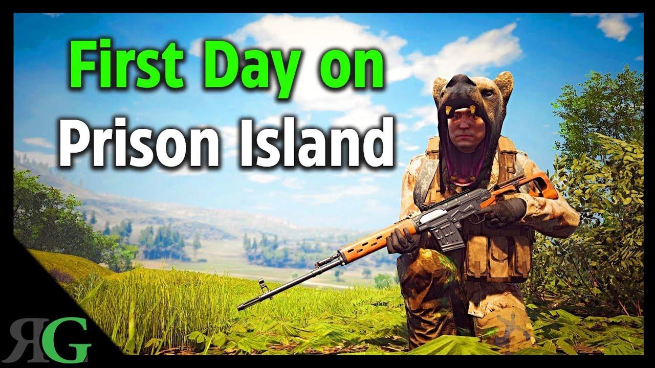 Download SCUM - NEW BEGINNING Episode 1 Prison Island LET'S GET STARTED!