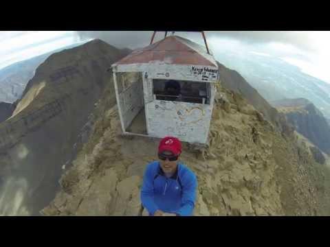 Mount Timpanogos Wasatch Mountains Utah 4K