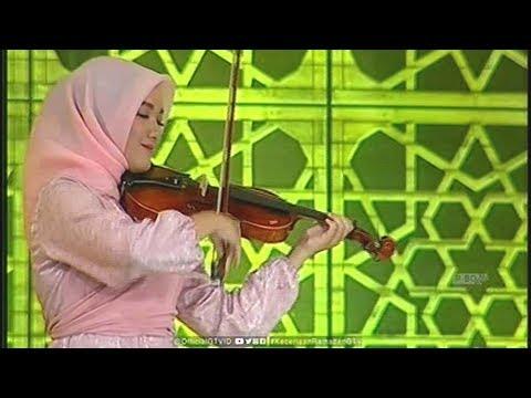 Fatin Shidqia - Akhirnya (ft Thirrei & Sisca Guzheng Harp) Kampung Ramadhan GTV Bandung 2019