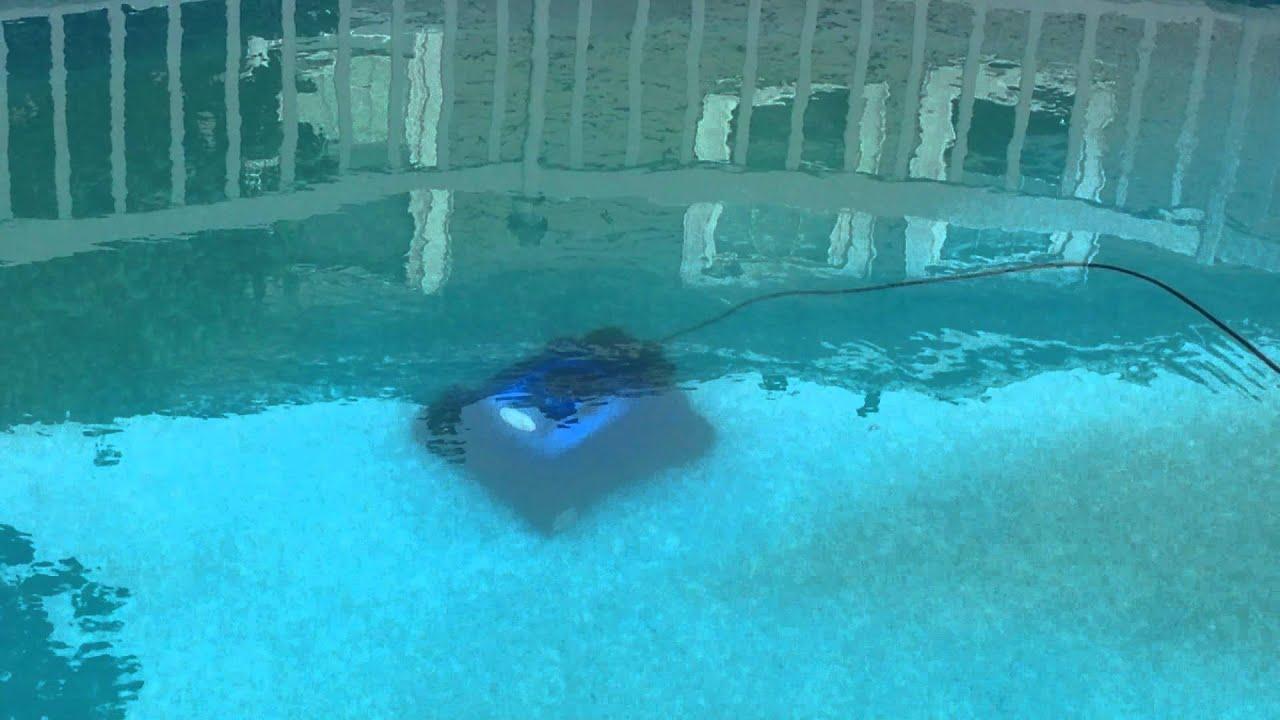 nitro wall climber pool cleaner manual