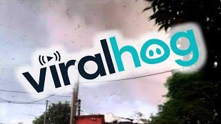 F3 Tornado Destroys Neighborhood In Uruguay ViralHog