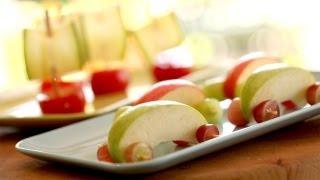 Fruit Cars & Veggie Boats Snacks For Kids (after School)    Kin Parents