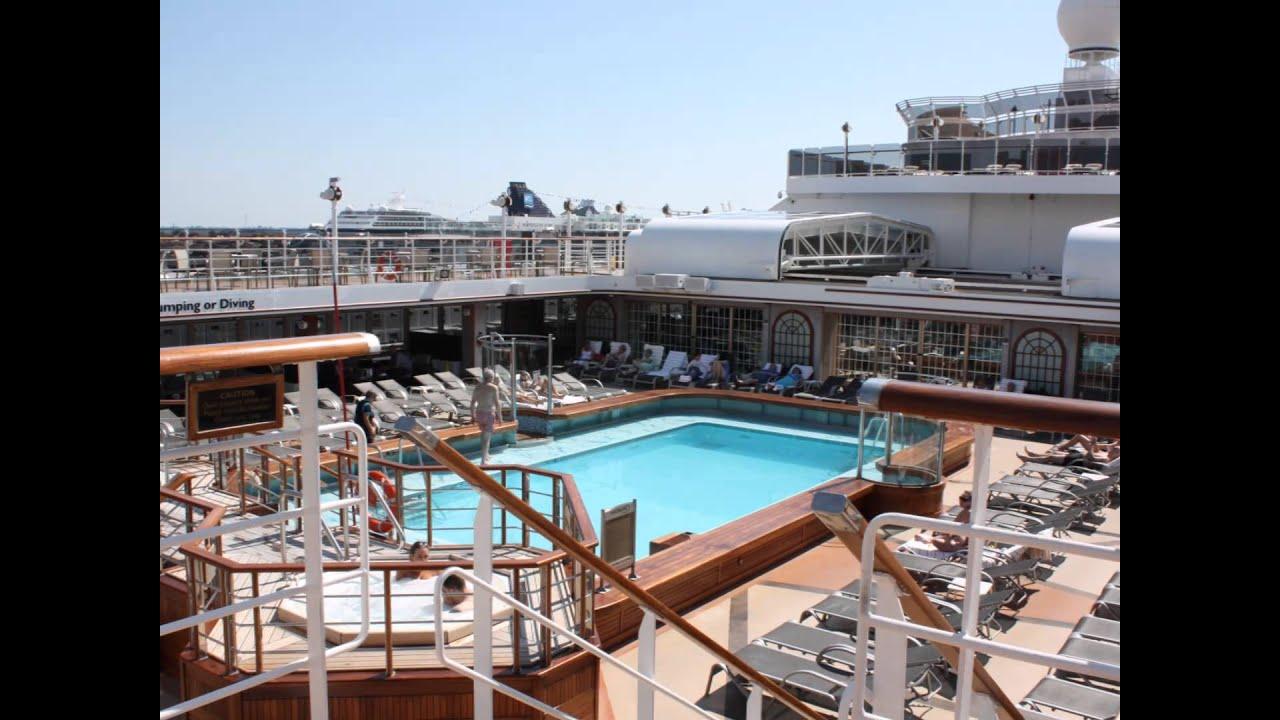 QUEEN VICTORIA QV Cruises YouTube - Victoria cruises