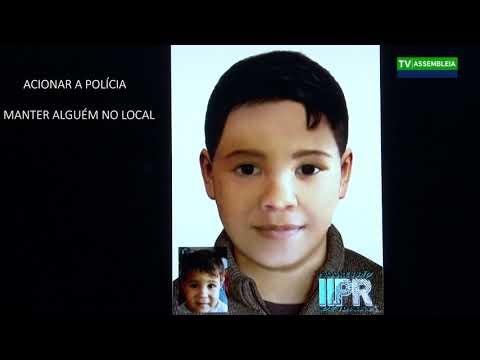 Projeto de Lei institui Campanha de Prevenção ao Desaparecimento de Crianças