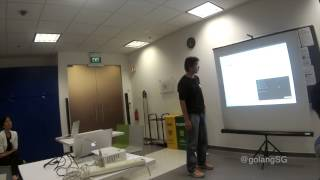 [Singapore Gophers] Golang performance optimizations