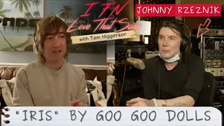 Download lagu How Johnny Rzeznik wrote Iris for The Goo Goo Dolls | I F'N Love That Song Podcast - EP 8