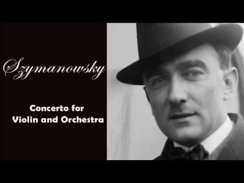 Szymanowski: Concerto for Violin and Orchestra (Warmia Symphonic Orchestra)