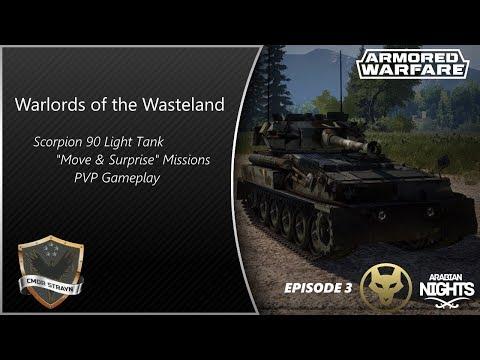 Armored Warfare -Warlords