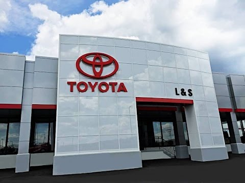 l&s toyota of beckley - youtube