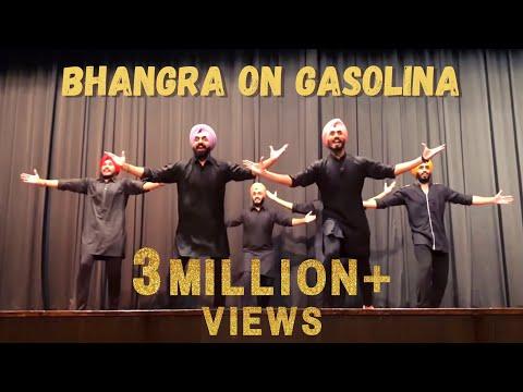 Bhangra | Freshers Performance 2018 | Folking Desi | Prada | Khyal