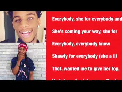 SHE FOR EVERYBODY LYRICS (ARMON,TREY,JAZZ)
