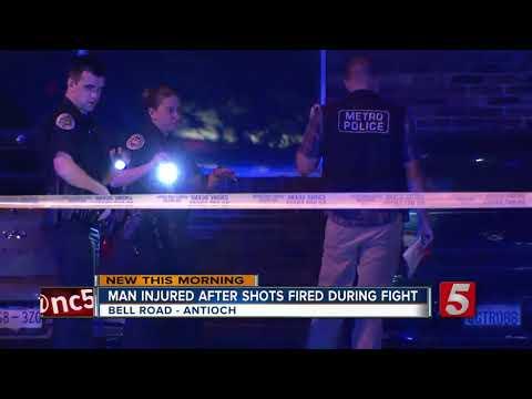 Man shot outside of hookah bar in Antioch overnight