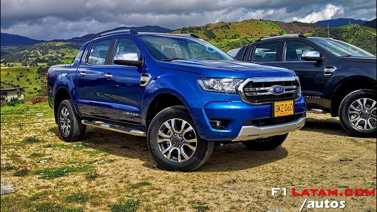 Nueva Ford Ranger 2020 Lanzamiento Oficial Youtube