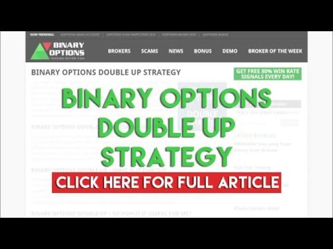binary options double up