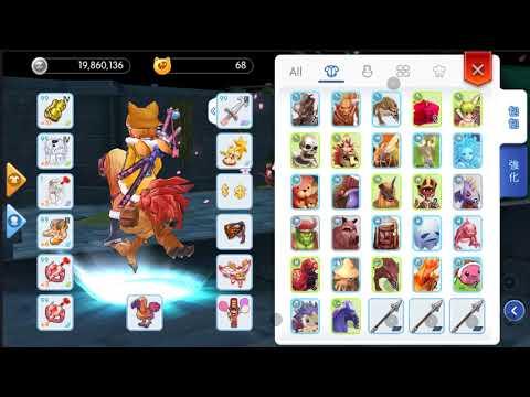 RAG: [iACG 遊戲社] 3/1新改版敏爆騎物攻傷害測試 新配點 MVP連打 Agi-Crit LK MVP Rushing《RO仙境傳說:守護永恆的愛》Ragnarok Online Mobile (MvP)