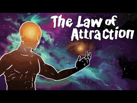 Ley de Atracción - es 90% Correcto (¡Es Sentido Común!)