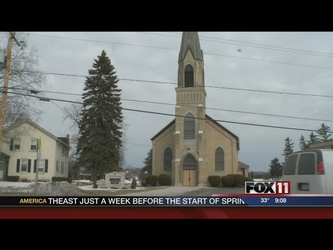 Three church burglaries in Manitowoc County