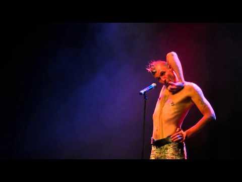 SAMORA SQUID - Live at The World Sideshow Festival 2015 in Ballarat Australia