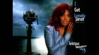 Janet Jackson - I Get Lonely (Twisted Elegance Mix Edit)