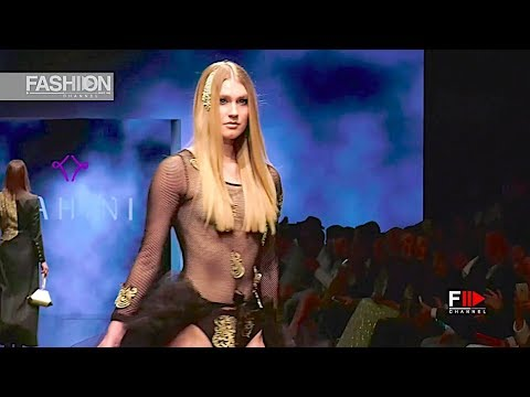 KAHINI Spring Summer 2019 Art Hearts Los Angeles - Fashion Channel