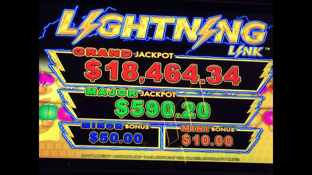 Aristocrat Lightning Link