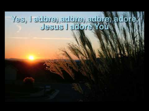 Adore  Jaci Velasquez with lyrics in HD
