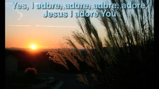 Adore by Jaci Velasquez with lyrics in HD thumbnail